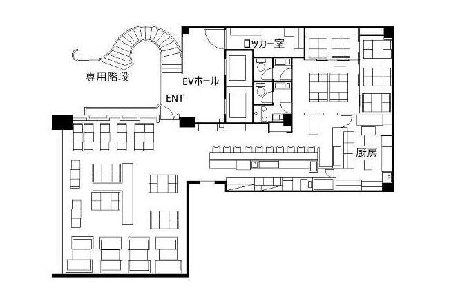 赤坂飲食店密集エリア♪元和食店居抜き物件!イメージ画像1