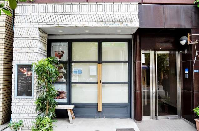福井町通り沿い・1階路面店舗!美内装お洒落なカフェ居抜き◎イメージ画像1
