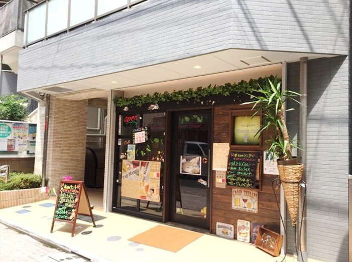 商店街沿い1階路面店・美内装の元ダイニングバー☆イメージ画像1