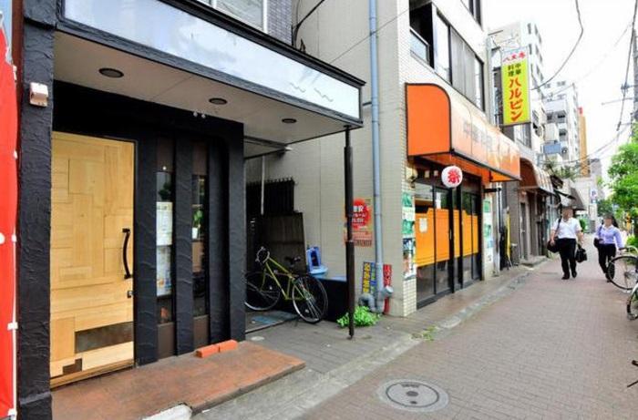官公庁の多いエリア・三河島!1階路面店舗カフェ居抜き☆イメージ画像1