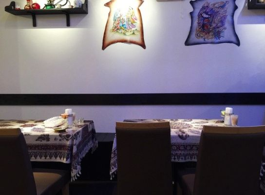 賑やかな東十条商店街内・1階路店舗!セブンイレブンの向かい・飲食店居抜き☆イメージ画像1