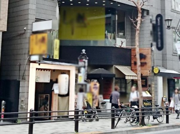 赤坂駅至近の好立地☆造作無償・居酒屋居抜き物件!イメージ画像1