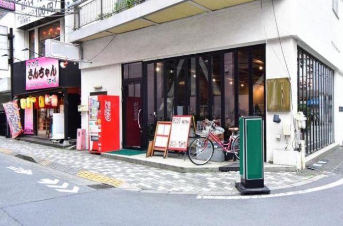 京王八王子駅徒歩1分!お洒落なカフェダイニング居抜き・1階路面で視認性◎!イメージ画像1