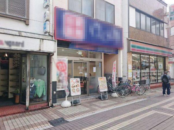 小岩駅南口・地元に根付く賑やかな昭和通り沿い♪重飲食可能・蕎麦屋居抜き物件!イメージ画像1