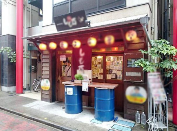 練馬駅徒歩1分・1階路面店居酒屋居抜き店舗♪イメージ画像1