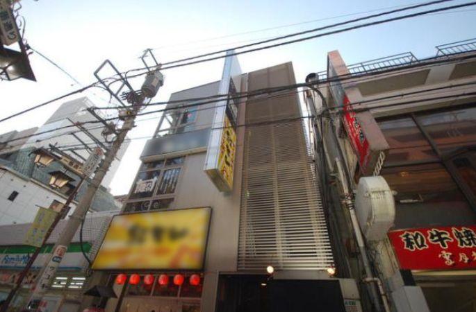 新小岩駅徒歩1分!ドンキホーテ向かい・ワンフロアワンテナントビル☆イメージ