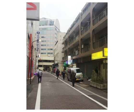 蒲田駅西口徒歩2分!1階路面スケルトン店舗◎イメージ画像1