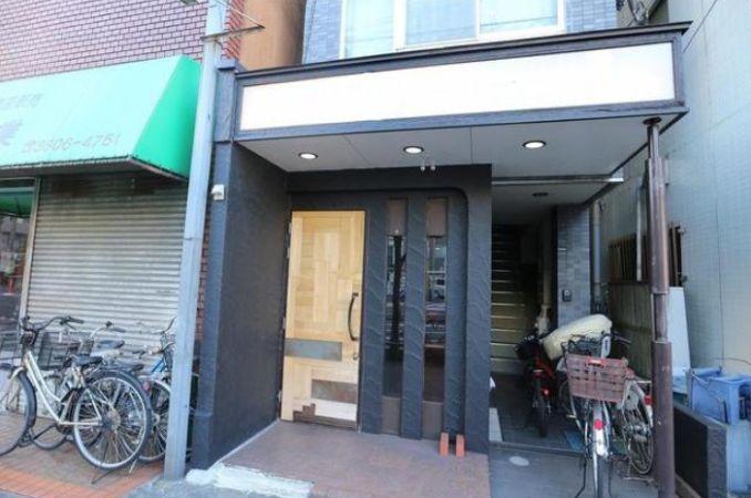 官公庁多数エリア・バス通り1階路面店で視認性◎カフェ居抜き店舗!イメージ画像1