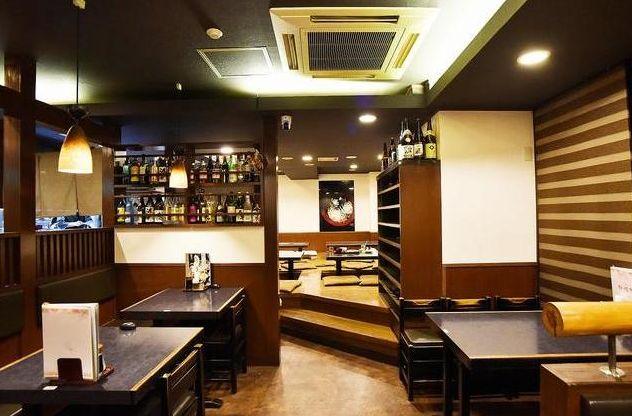 根津駅出てスグ!専用階段有り地下1階・20人規模の貸切も可能な中華料理居抜き店舗◎イメージ画像1