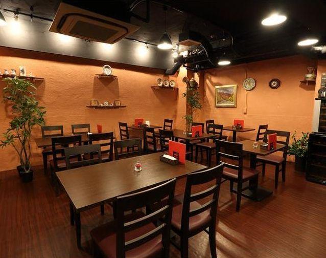 昼夜共に需要ばっちり!小滝橋通りに面す地下1階スペイン料理店居抜き◎イメージ画像1