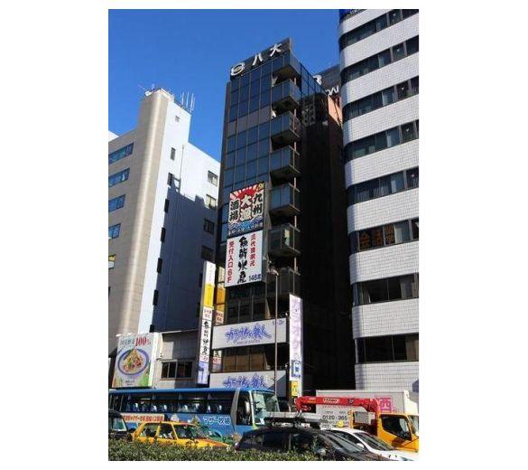 大門駅徒歩2分・浜松町からも利用可能!人通りはもちろん抜群です☆数少ない駅近飲食店舗・4~7階一括募集!イメージ