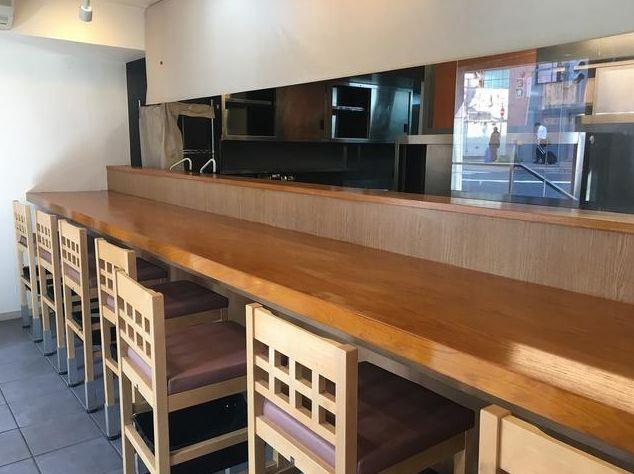 四谷三丁目防衛省近く・充実設備と綺麗な内装が魅力の1階和食店居抜き◎イメージ