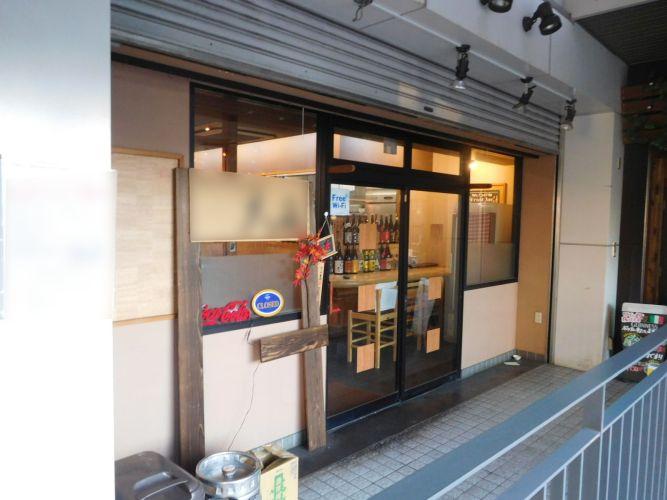 東久留米駅東口出てすぐ!コンビニ・ヘアサロン・飲食店等が入ったビルの2階居酒屋居抜き◎イメージ