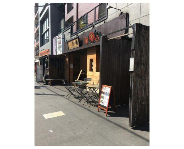 中目黒山手通りに面した2階店舗・美麗内装割烹料理店居抜き!☆イメージ画像1