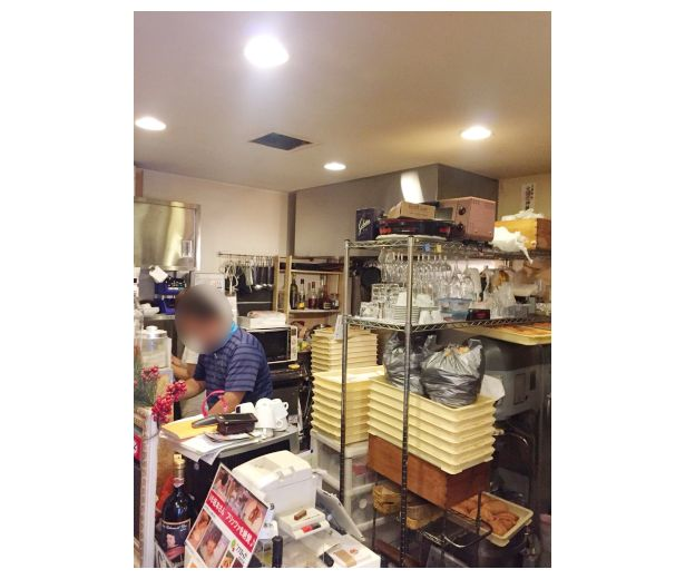 人気エリア三軒茶屋・駅から2分の好立地!10坪以下のミニマルさが魅力、1階路面揚げピザ専門店居抜き♪イメージ画像1