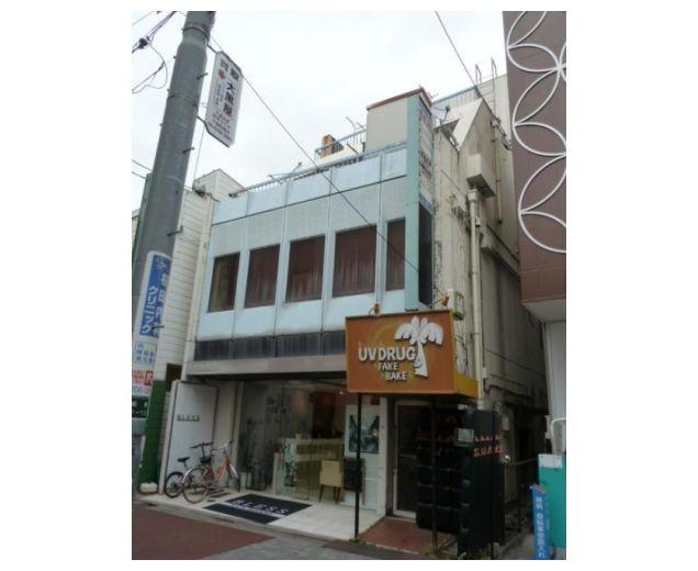 駅から徒歩1分・生活同線上に位地する好立地店舗☆カフェやバーにおすすめです!イメージ画像1