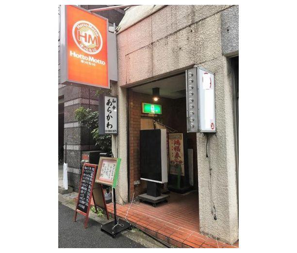 小伝馬町と岩本町2駅利用可能!造作無償・オフィス街に位地するやきそば料理店居抜☆イメージ