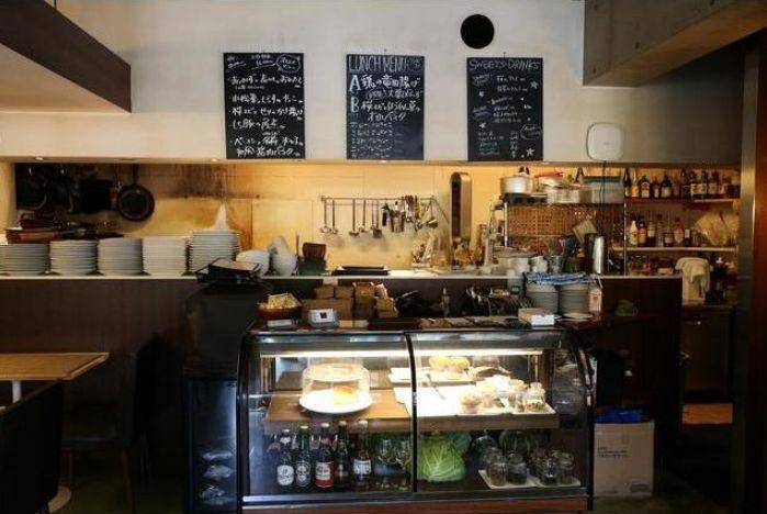 駒沢公園目の前・テラス席付き2階店舗♪ 美麗内装カフェ居抜き!イメージ画像1