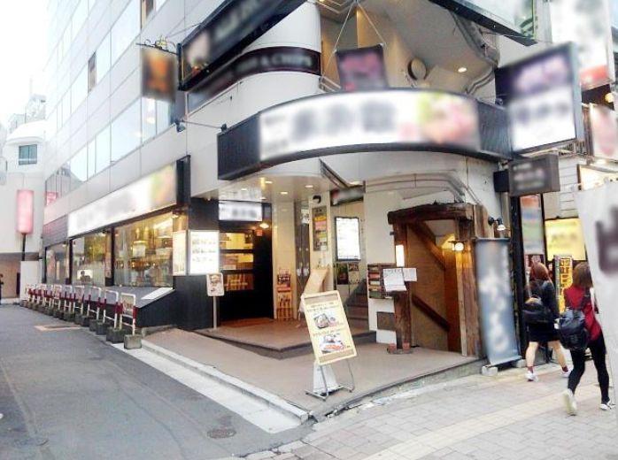 高田馬場・駅から徒歩1分・早稲田通り沿い1階の超好立地店舗♪汎用性の高い定食屋居抜き!イメージ画像1