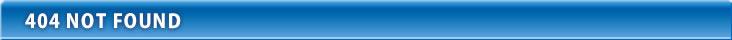 404NOT FOUND お探しのページは見つかりませんでした