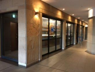 天王洲アイル駅直結・商業オフィスビル内2F元飲食店舗!イメージ画像1