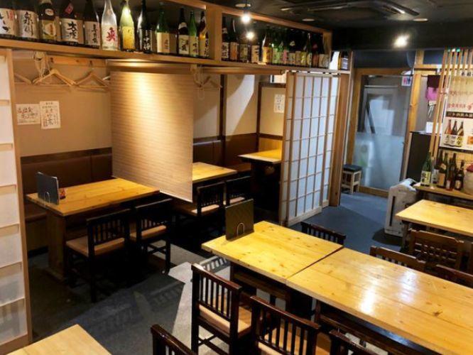 神田駅西口商店街入口・汎用性も高く内装美麗な居酒屋居抜き店舗♪イメージ