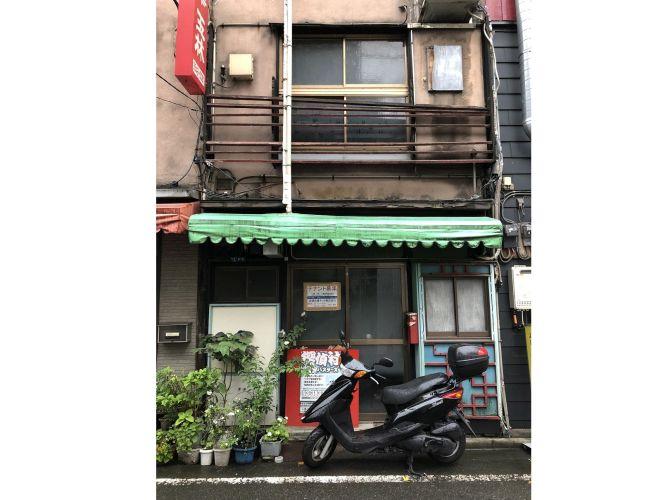 築地駅と新富町駅の2駅利用可能◎ファサードで店舗をアピール出来る1-2階一棟物件イメージ画像1