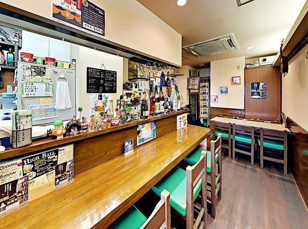 三ッ目通り沿い1階路面店◆ワンオペ可能、個人店におすすめのダイニングバー居抜き!イメージ画像1