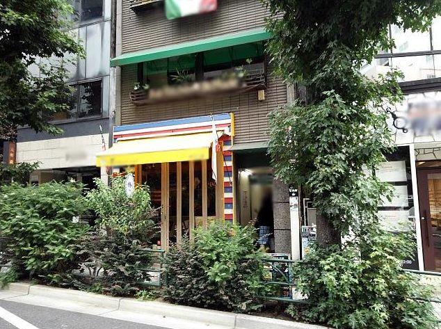 青山外苑通り沿い1階路面・使いやすい10坪以下のミニマル店舗!顔の作れるファサードで視認性更にアップ☆イメージ