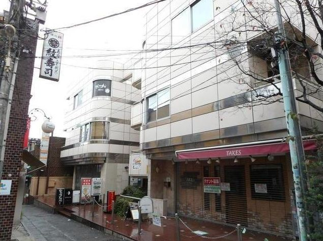 幡ヶ谷駅徒歩1分・思い通りのお店作りが出来るスケルトン物件!イメージ画像1