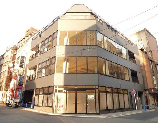 理想の店舗を作りやすい新築スケルトン店舗!イメージ画像1