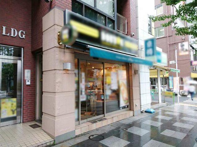 市ヶ谷駅至近!靖国通り沿い1階路面カフェ居抜き☆周辺オフィスワーカーから昼夜問わず需要のあるエリアです!イメージ