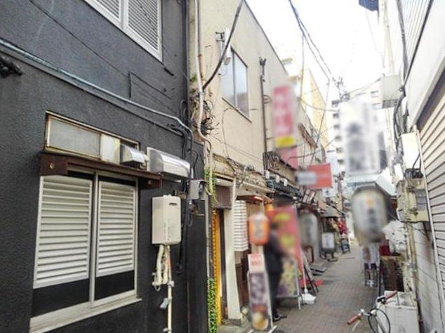 飲食店密集路地に位置する重飲食可能物件☆イメージ画像1