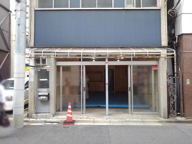重飲食可能!神田駅北口至近・1階角地のスケルトン店舗♪イメージ画像1