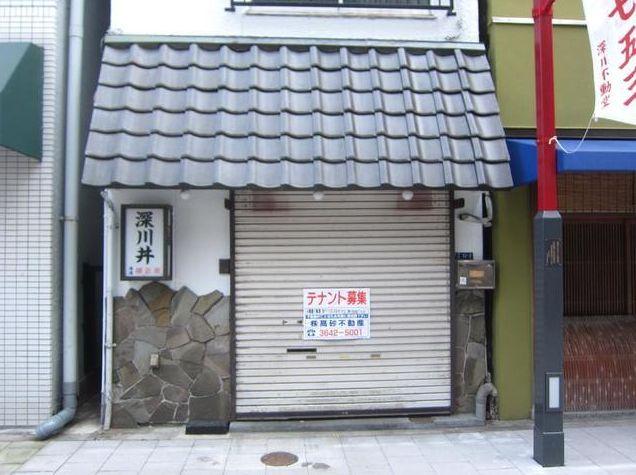 駅至近◆飲食店密集エリアに位置する1階路面店舗!イメージ画像1