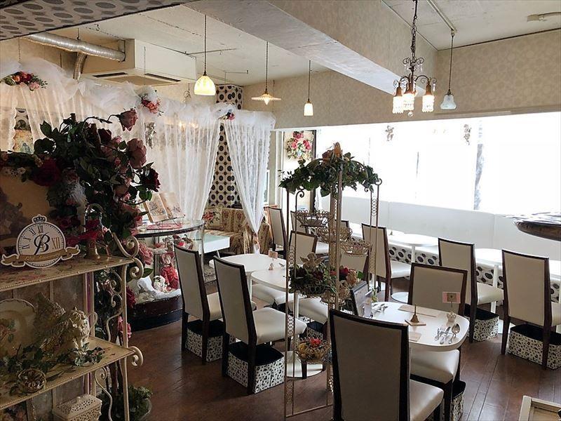 宇田川町エリア・ビル5階カフェダイニング居抜き!前面ガラス張りで明るく清潔感のある店内が魅力です!♪イメージ画像1