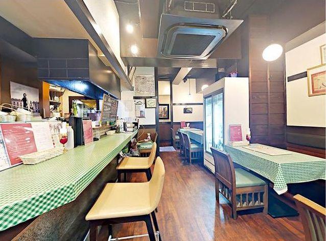 JR・大江戸線の2線利用可能◎1階・汎用性の高い洋食店居抜き!イメージ画像1