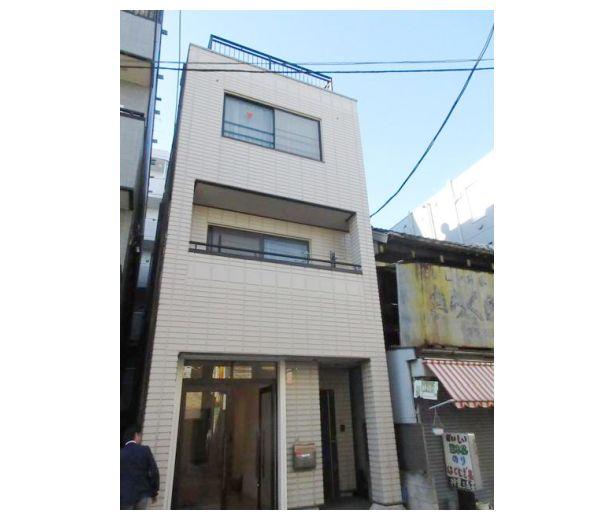 西荻窪・商店街沿いの1階路面店舗!前面ガラス張りで視認性◎イメージ画像1