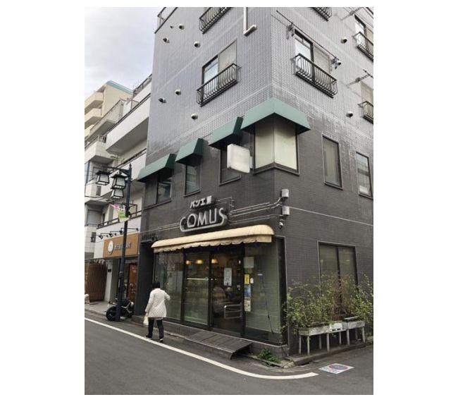 奥沢駅至近・角地2階元事務所!1階ではパン屋さん盛業中◎イメージ画像1