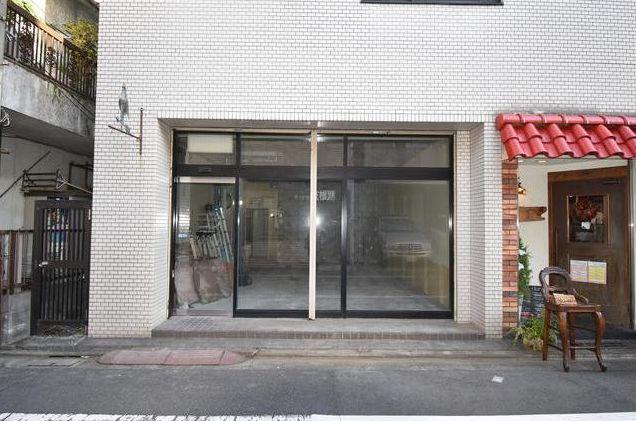 高級住宅街・奥沢の希少な1階路面店舗♪スケルトンのため自由なお店作りが可能です◎イメージ画像1