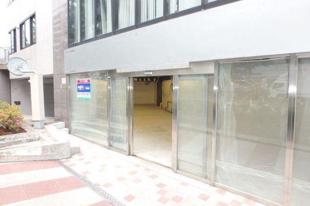軽飲食可能☆明治通り沿い・視認性の良い2階店舗!イメージ画像1