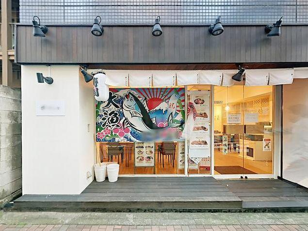 美麗内装・和食居抜き☆集客見込み有りのマンション多数エリア!周辺飲食店少ないため狙い目です!イメージ