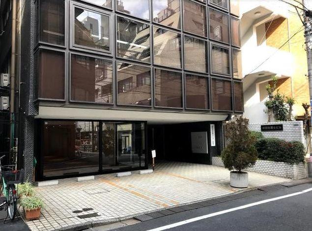 オフィスに囲まれた西新宿エリア!リフォーム済み・入口ガラス張り・アレンジ自在の1階スケルトン!イメージ画像1