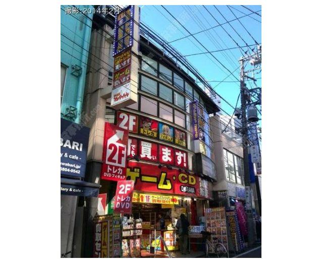 不動の人気・下北沢! 南口商店街脇の路地に位置する2階店舗☆イメージ画像1
