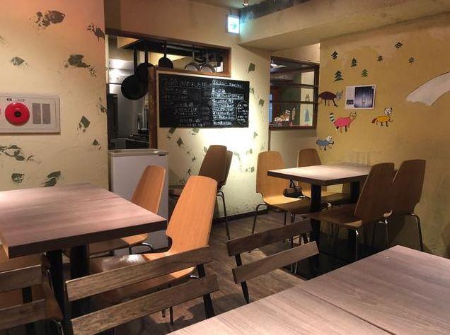 神保町駅徒歩1分・ランチ需要の高いオフィスに囲まれた1階路面店舗☆転用しやすいナチュラルな内装も◎イメージ画像1