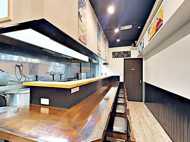 【ラーメン店居抜き】住宅とオフィスの入り混じるエリア☆周辺飲食店も多く、個人開業もしやすい立地です!イメージ
