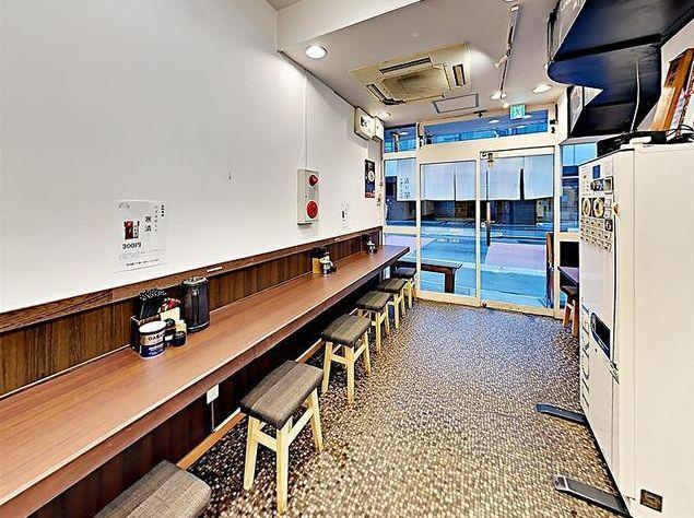 小川町駅徒歩2分☆ランチ需要の高いオフィス街・人気のラーメン店居抜き!イメージ画像1