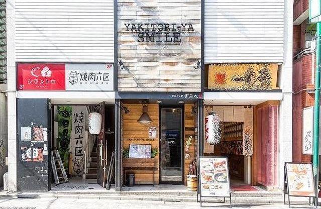 飲食店立ち並ぶ商店街・人気のラーメン店居抜き!入り口看板設置可能で視認性◎イメージ