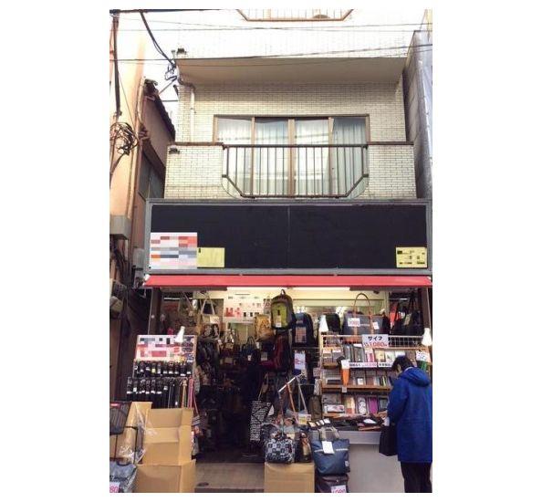 北口商店街沿い・1~2階貸し元物販店!大手飲食店も出店する好立地エリアです◎イメージ画像1