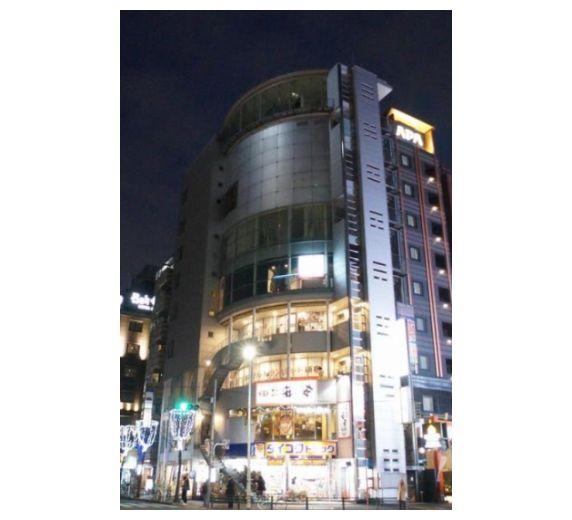 【都心大型店舗】新宿区役所通り・職安通りのぶつかる角のビル!6階~8階の一括貸し、大型店舗お探しの方是非☆☆イメージ画像1